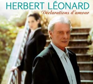 Déclarations d'amour, le nouvel album d'Herbert LEONARD