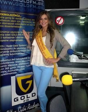 """Miss Bruxelles 2012, l'étoile de Bruxelles dans : """"Les Etoiles de BES"""" - 25.04.2012"""