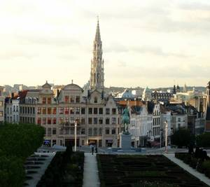 BES en vacances, voici la ville de Bruxelles