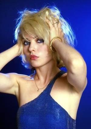 BES NOSTALGIE : Redécouvrez Debbie Harry, du groupe BLONDIE