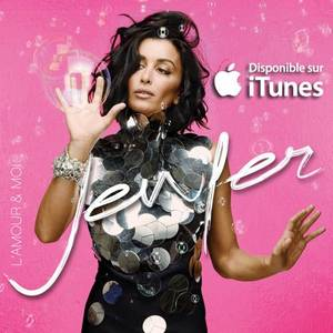 Exclusivité BES : Le nouvel album de JENIFER - L'amour & moi