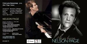 "A la découverte de Nelson Page et de son single ""I Love You Beaucoup""..."