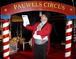 """Le nouveau spectacle du CIRQUE SAMUEL PAUWELS : """"LES SALTIMBANQUES"""""""