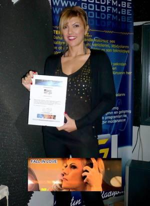 """""""Double Etoiles de BES"""" pour Suzan TACI"""