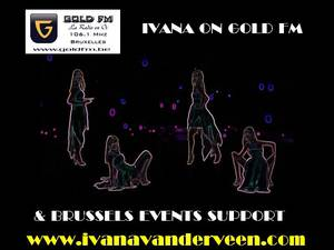 IVANA ON GOLD FM BRUSSELS