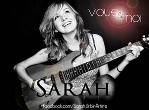 Découvrez la nouvelle chanson de SARAH URBIN - 100% made in SARAH