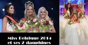 Miss Belgique 2014 est Laurence Langen, 19 ans - Province du Limbourg