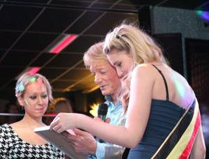 Remise des Etoiles de BES à Philippe Leroy - Huizingen - Flash Back Club - 01.03.2014
