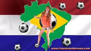 """La coupe du monde selon IVANA : """"Nederland Kampioen"""" - Waarom niet ?"""