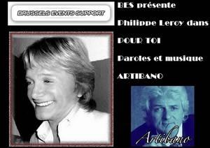 Promo du CD de Philippe LEROY, et Captation du 18 octobre pour les 10 ans de BES !