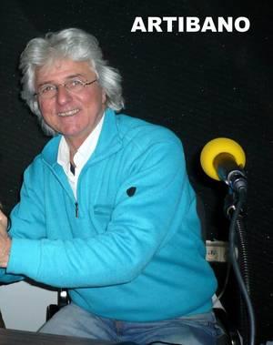 Artibano, une longue carrière... L'électron libre du show-biz !!!