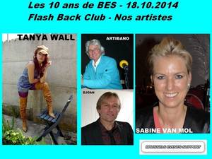 L'agenda événementiel de Brussels Events Support - Octobre / Novembre 2014