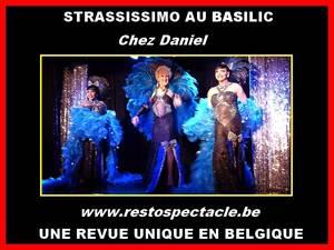4 Etoiles de BES pour Daniel Verhoeft du Basilic et sa revue Strassissimo !