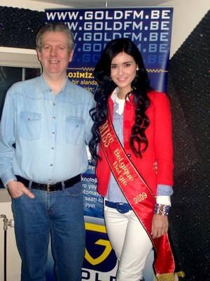 Miss Belgique 2015 s'appelle Annelies Törös  - 19 ans - Province d'Anvers