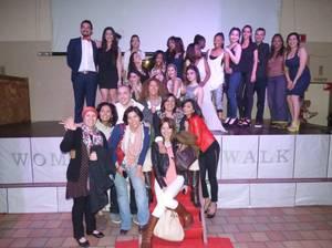 Woman Walk by ASSIA et son groupe / Présentation de jeunes stylistes - Part 2