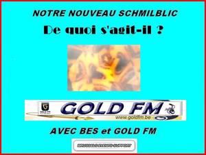 Dernier jeu de la saison - Le SCHMILBLIC - De quoi s'agit-il ? Avec BES et GOLD FM