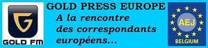 GOLD PRESS EUROPE REVIENDRA EN SEPTEMBRE