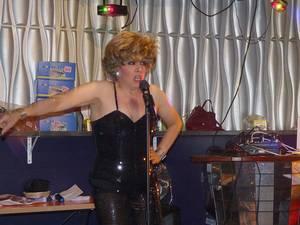 Enorme succès pour la soirée travesti au KITCH : CLAUDY BERTRAND SHOW