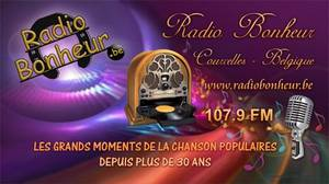Le duo Philippe Leroy et Assia second au HIT PARADE de Radio Bonheur !!!