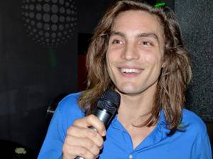 Nico au FLASH BACK CLUB - 08.11.2015