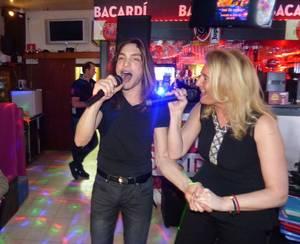 Concert de Nico et Valérie à l'ELLAS PALACE - 27.02.2016