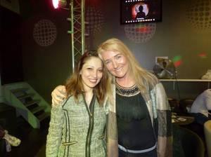 Soirée au Flash Back Club avec Nico, Valérie et Safia ! 15.04.2016