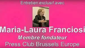 Maria Laura Franciosi dans GOLD PRESS EUROPE - 28.10.2016 - GOLD FM