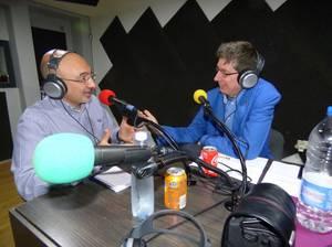 Gian Paolo Accardo invité d'honneur de GOLD PRESS EUROPE - GOLD FM / BES