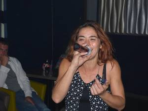 Christel van den Berghe, une voix, un talent... Bientôt sur GOLD FM !