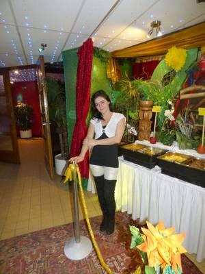Anniversaire de Mai au BASILIC - Soirée et buffet brésilien - Avec Christel !
