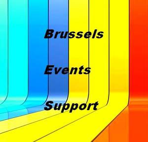 BRUSSELS EVENTS SUPPORT AUSSI SUR FACEBOOK !