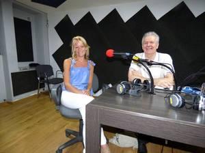 Hommage à Claude François sur GOLD FM avec JULIE BOCQUET et EMMA !