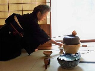 La cérémonie du Thé ou Chanoyu