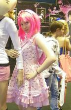 Japan expo 2011. J'y étais Jeudi et j'y revais Dimanche !