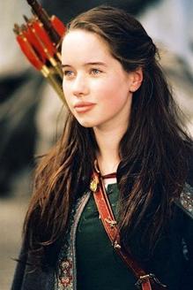 Les Photos d'Anna dans le film Le Monde de Narnia : chapitre 1 - Le Lion, La Sorcière Blanche et L'Armoire