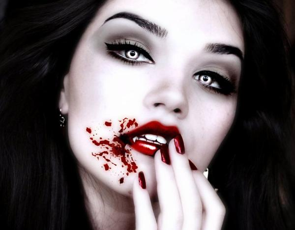 Prologue Vampire's School