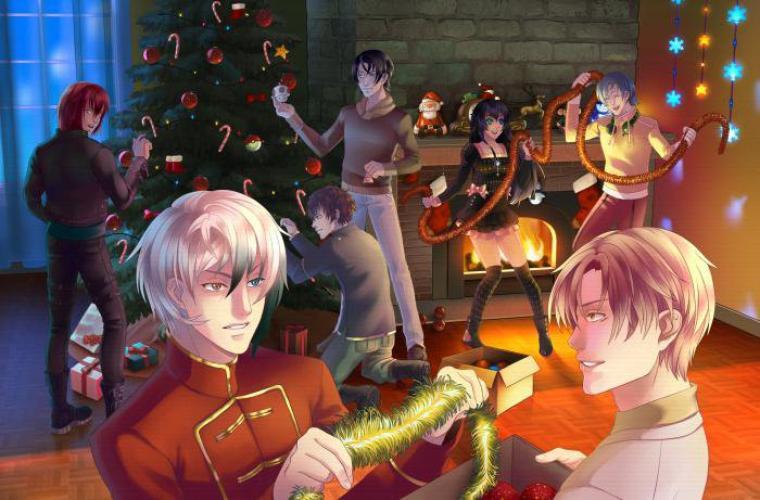 Illustration Noël 2014 !