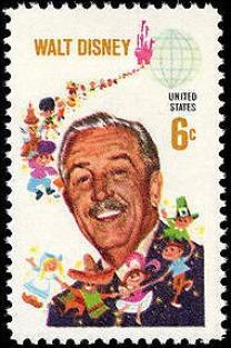 Biographie de Walt Disney