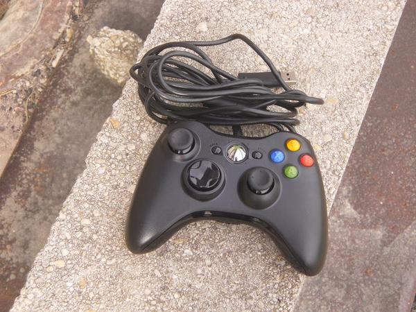 Ma nouvelle manette Xbox 360 pour pc
