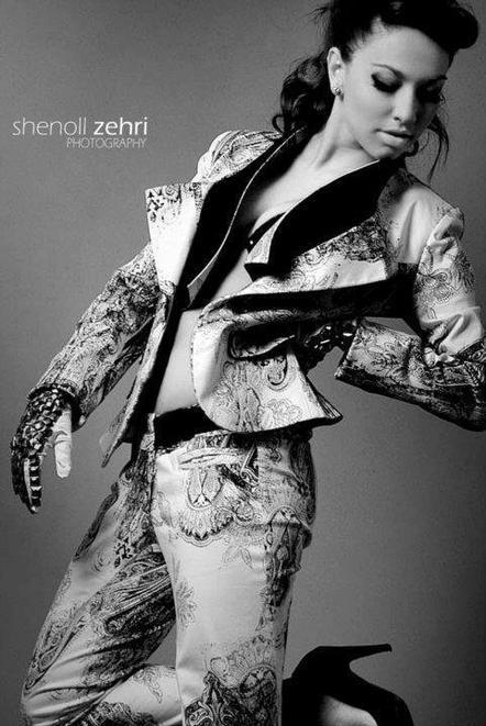 Dafina Rexhepi -Photography By:Shenoll Zehri/