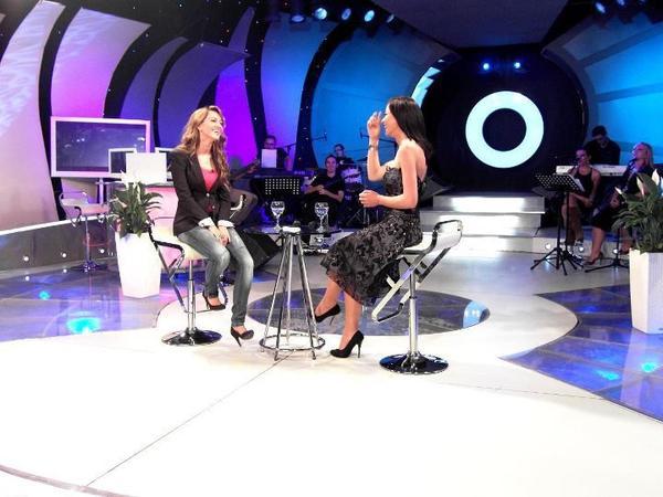 Dafina Rexhepi ne Oxygen Show