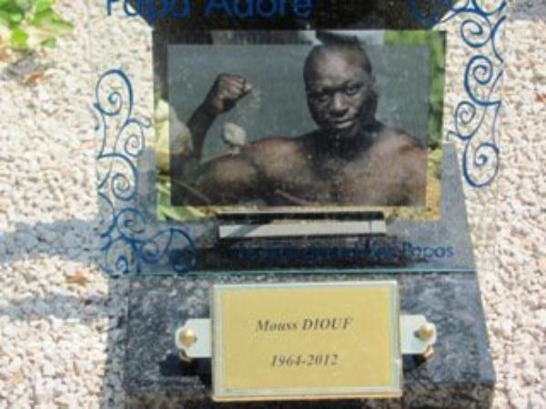 Mouss Diouf