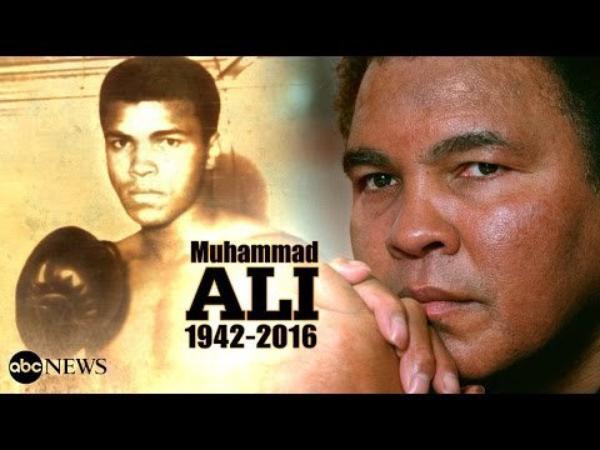 Mohamed Ali