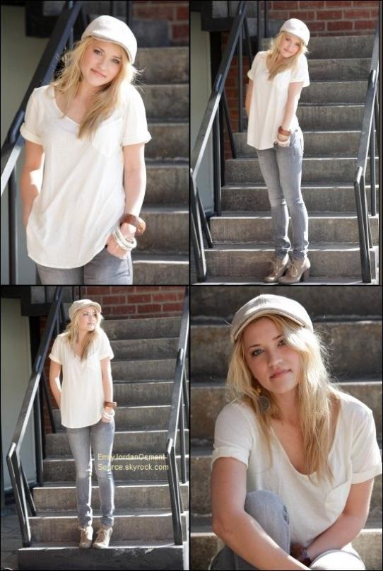 Redecouvre un photoshoot d'Em' réalisé en début d'année par Tiffany Rose.