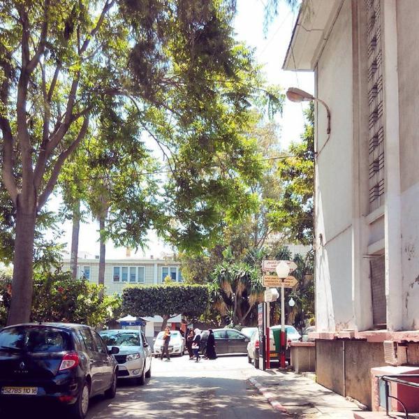 "Interieur de l'hôpital ""Mustapha Pacha"" d'Alger"