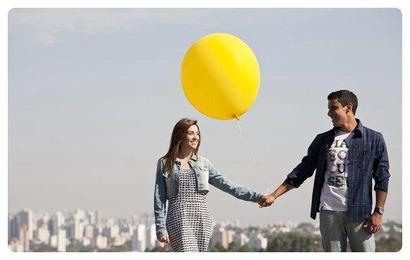 Amor é um não-sei-quê, que surge não sei de onde, e acaba não sei como. (2012)