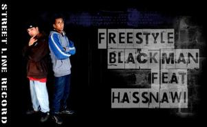 Freestyle / BlaCk Man Feat 7assnawi (2011)