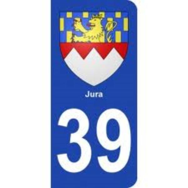 ECUSSON ET INSIGNES JURA 39