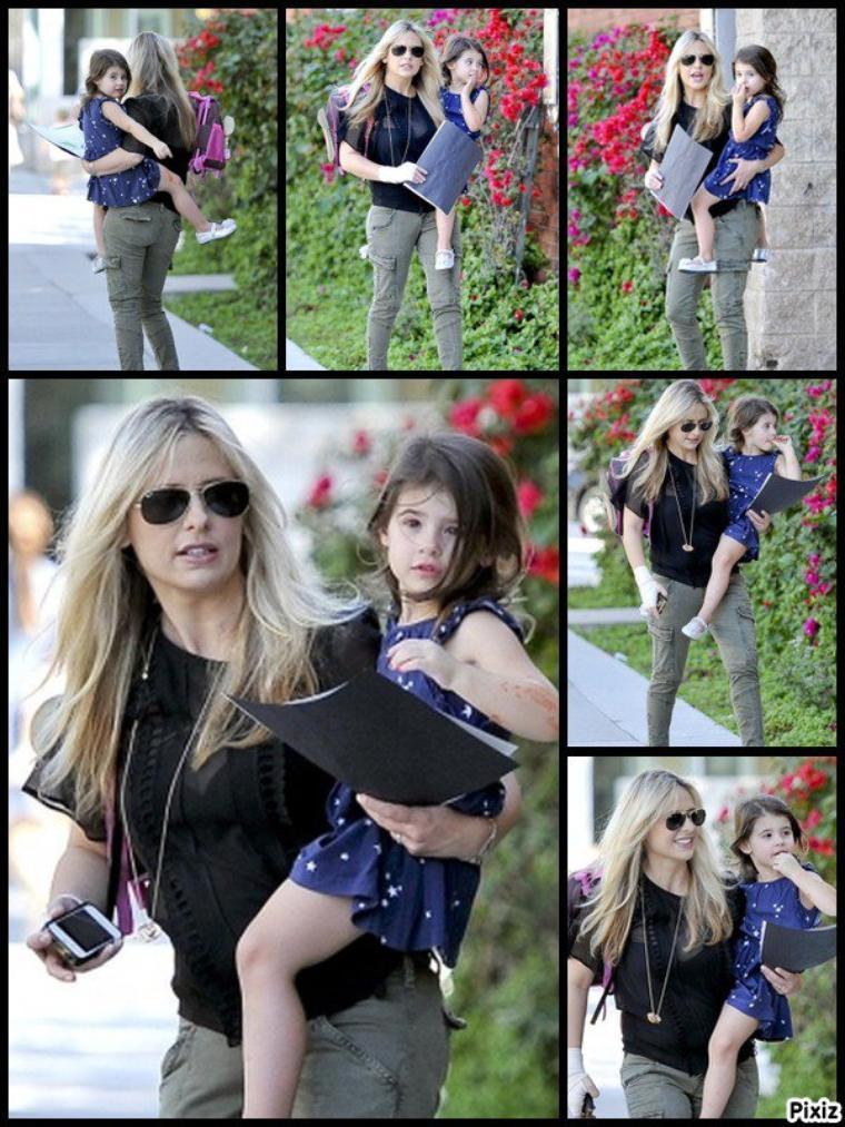 Sarah & Charlotte à Santa Monica !