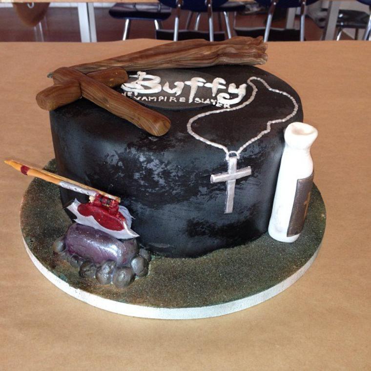 Sarah au Duff's Cake Mix samedi !